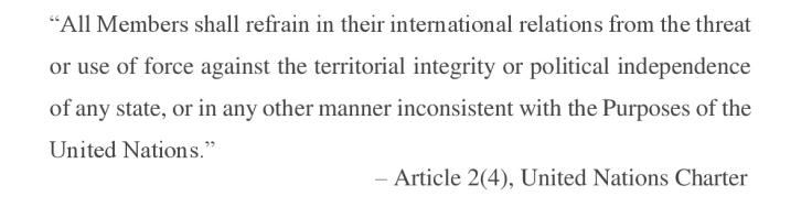 2.4 UN Charter