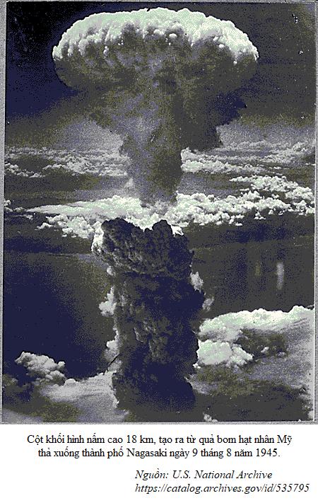 Nagasaki nuclear 1945