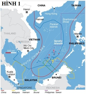 Vietnam claims 1