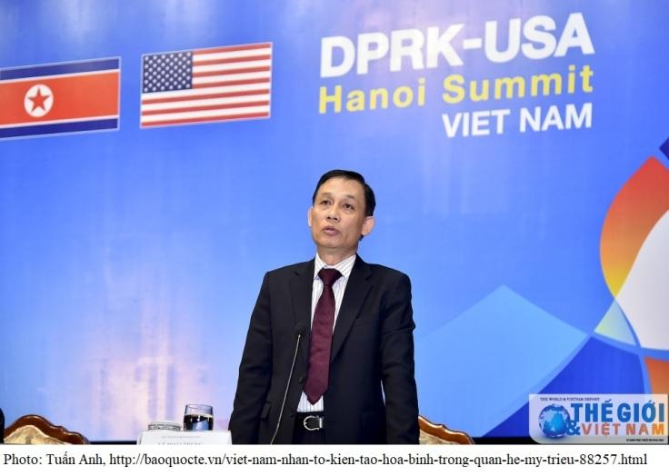 LHT Hanoi summit
