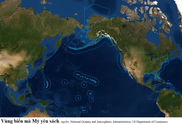 US Maritime zones