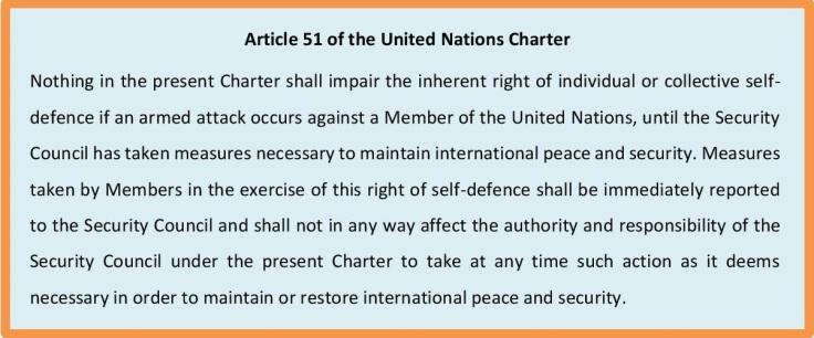 Art 51 UN Charter