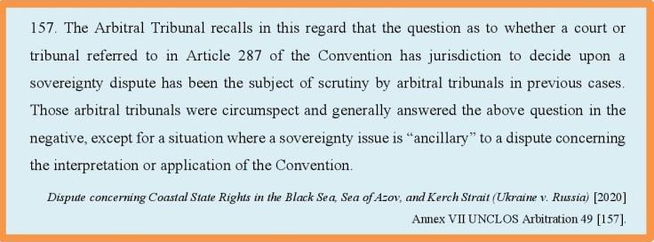 Ukr v Russ Arbitration Annex VII 2020_2
